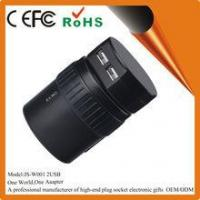 Buy cheap Through the CE FCC ROHS certification New Zealand plug Australia plug factory travel plug adapter from wholesalers