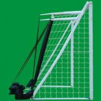 Buy cheap Official size with soccer goal nets 6MX2.1M inlfatable soccer goal for sale from wholesalers