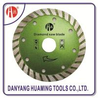 Buy cheap HM18 Sintered Turbo Cutting Blade from wholesalers