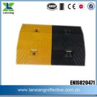 Buy cheap Hi Vis Fabric LX03 deceleration strip/ speed bump for road safety from wholesalers