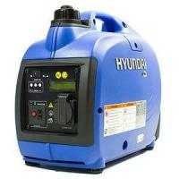 Buy cheap Hyundai HY1000Si Digital Inverter Suitcase Generator 1000 Watts from wholesalers