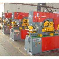 Buy cheap Q35Y-20 Hydraulic Iron Worker(Punching and Shearing machine) from wholesalers