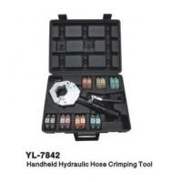 Buy cheap Handheld ac Hose crimping tool YL-7842 for air conditioner hose from wholesalers