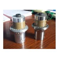 Buy cheap Industrial 40Khz Ultrasonic Transducer For Homogenizing / Dispersing Machine from wholesalers