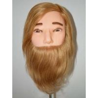 Buy cheap Hair Dresser Training Head Man Face from wholesalers