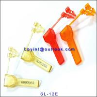 Buy cheap door seal/bank seal/cash bag seal lock from wholesalers