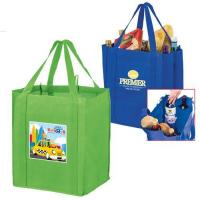 Buy cheap 13 x 15 Non-Woven Wine and Grocery Tote Combo from wholesalers