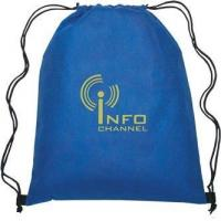 Buy cheap Non-Woven Hit Drawstring Backpacks from wholesalers