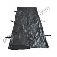 Buy cheap High quality black body bag with zipper for the hospital from wholesalers