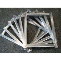 Buy cheap Screen Printing Frame With T Guide And Handle product