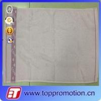 Buy cheap Promotion 100% Cotton Custom Solid Color Dyed Bath Towels Wholesale from wholesalers