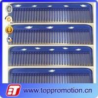Buy cheap fashion plastic hair comb cheap custom plastic comb wholesale from wholesalers