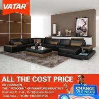 Buy cheap VATAR high quality massage sectional sofa product