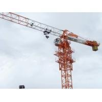 Buy cheap Hot Sale 5510 Model 6t Topless Tower Crane Made in China from wholesalers
