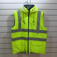 Buy cheap hi viz cycle jacket Hi Viz Jacket from wholesalers