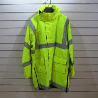 Buy cheap parka coats for mens High Visibility Parka Coats For Men from wholesalers