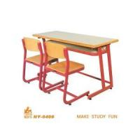Buy cheap Double Classroom Desk and Chair from wholesalers