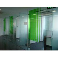 Buy cheap Laminated Insulating Glass Office Wall from wholesalers