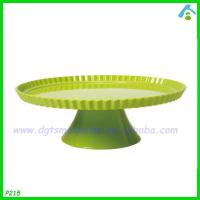 Buy cheap 14inch Melamine Cake Stand product