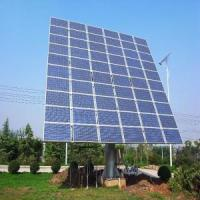 Buy cheap Galvanized Steel Pole Mounting For Solar Panel from wholesalers