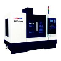 Buy cheap Hard Rail 4 Axis Hobby CNC Milling Machining Center VMC-1060 from wholesalers
