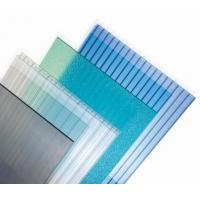 Buy cheap Polycarbonate Hollow Sheet 4mm & 6mm Polycarbonate Multi Wall Polycarbonate Roofing Hollow Sheet from wholesalers