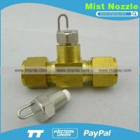 Buy cheap FJ SS Ruby Fog Nozzle from wholesalers