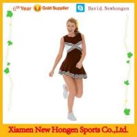 Buy cheap New design polyster fabric sublimation cheer uniforms ,youth cheer dance costumes from wholesalers