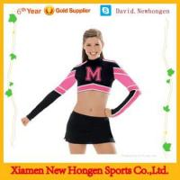 Buy cheap 100% polyster American wonderful wholesale cheerleading uniforms from wholesalers