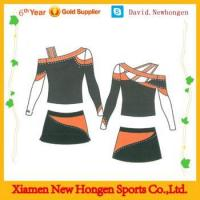 Buy cheap 2015 latest cheerleading uniforms design ,wholesale cheer dance costumes from wholesalers