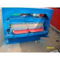 Buy cheap C/Z/U/M Shaped Steel Purlin Machine BH-Concealed Roof Sh Concealed Roof Sheet Forming Machine from wholesalers