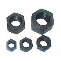 Buy cheap Spacer Ring / Spade Flanges Carbon Steel Hex Nuts from wholesalers