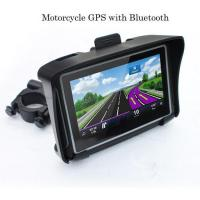 Buy cheap 4031Motorcycle GPS for Sales from wholesalers