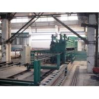 Buy cheap Steel Pipe Surface & Inner Wall Shot Blasting and Peening Mahine from wholesalers
