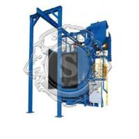 Buy cheap SCB Series Monorail Spinner Hanger Shot Blasting Machine from wholesalers