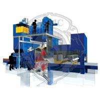 Buy cheap Q69 Series Shot Blasting Machin For Steel Plate from wholesalers