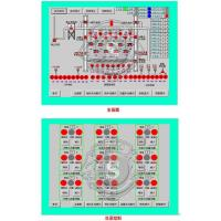 Buy cheap English Automatic control operation interface for bar finishing line shot blasting machine from wholesalers