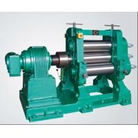 Buy cheap Three Roller Rubber Calender Machine from wholesalers