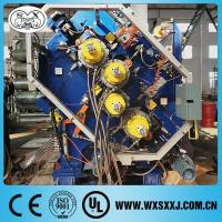 Buy cheap Leather Making Machinery of Plastic Machinery with 4 Roll Calender from wholesalers