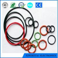 Buy cheap High Temperature Colored Small Silicone Rubber O Ring Seals from wholesalers