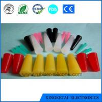 Buy cheap Custom Colored High Temperature Resistant Silicone Rubber Plug from wholesalers