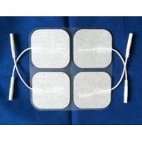 Buy cheap muscle stimulation tens unit /electrodes gel pads from wholesalers