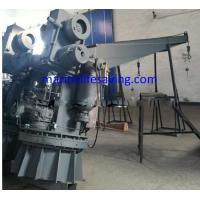 Buy cheap Single arm hydraulic slewing boat & raft davit crane from wholesalers