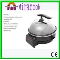 Buy cheap Miracook MA1000 Multi Cooker with bbq grill/pizza from wholesalers
