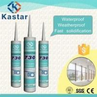 Buy cheap SGS weather proof silicone sealant construction material from wholesalers