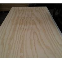 Buy cheap Raw Materials Radiata Pine Veneer Plywood from wholesalers
