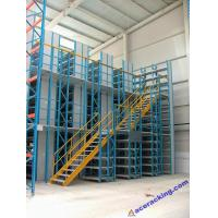 Buy cheap Multi tier supporting mezzanine from wholesalers