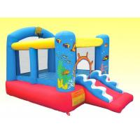 Buy cheap Tropical Fish Bounce House with Ball Pit from wholesalers
