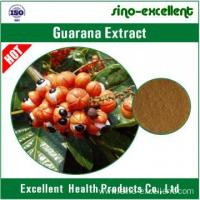 Buy cheap Guarana Extract Caffeine Powder from wholesalers