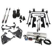 Buy cheap Polished Hot Rod Shocks 1988-98 Chevy C1500 - Level 2 from wholesalers